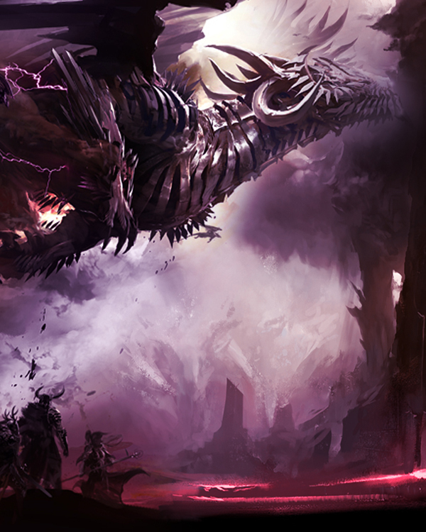 The Art Of Guild Wars 2 Featuring Kekai Kotaki