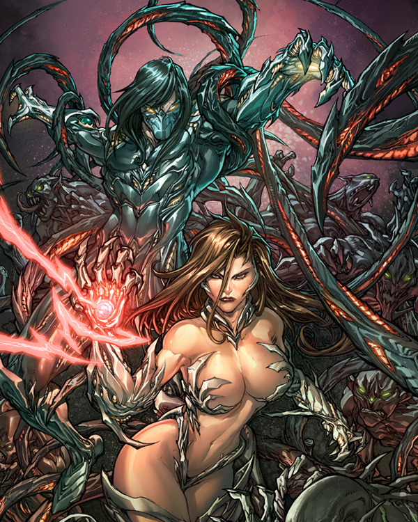 Exceptional Warhammer Art Featuring Faroldjo