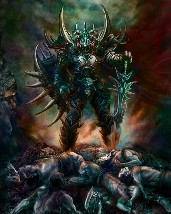 Shadow Era Trading Card Art Featuring Loztvampir3