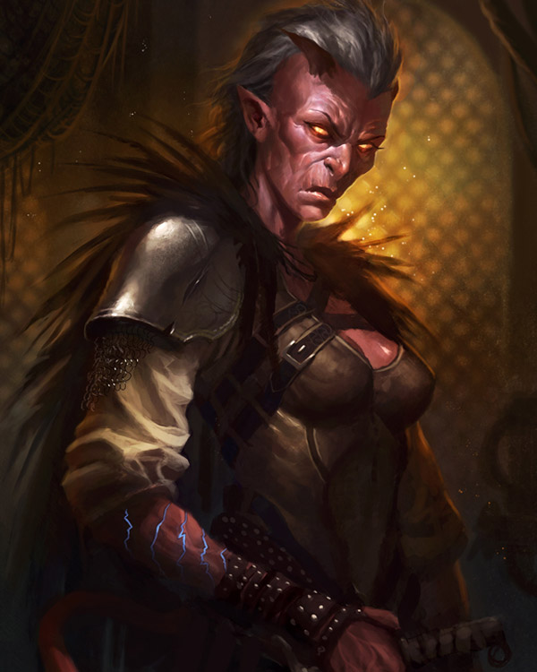 Exceptional Fantasy Art Featuring David Rapoza