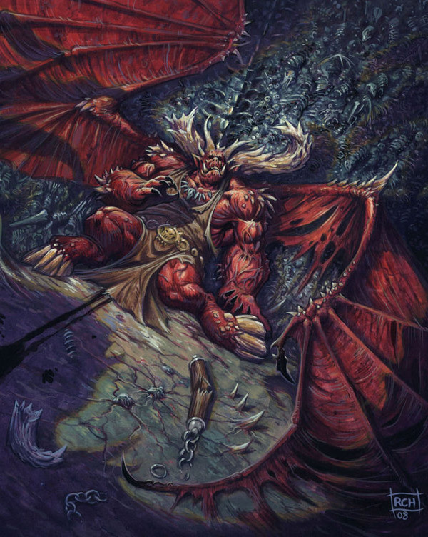 Trading Card & Fantasy Cover Artist Ralph Horsley