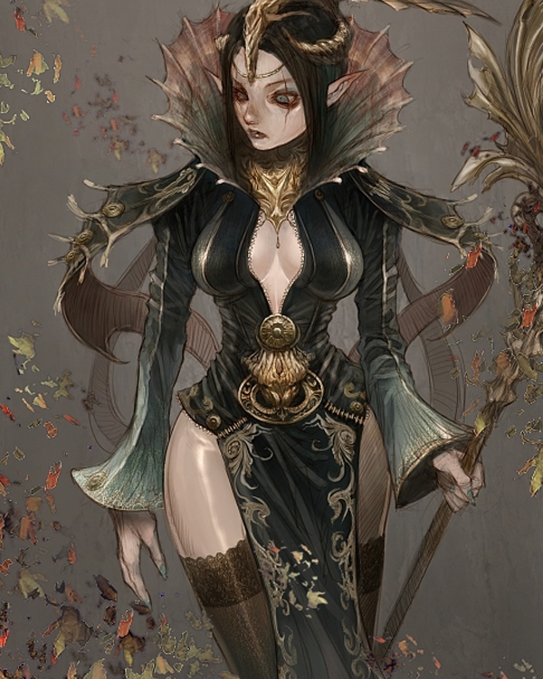 Introducing Fantasy Artist Kyoung Hwan Kim