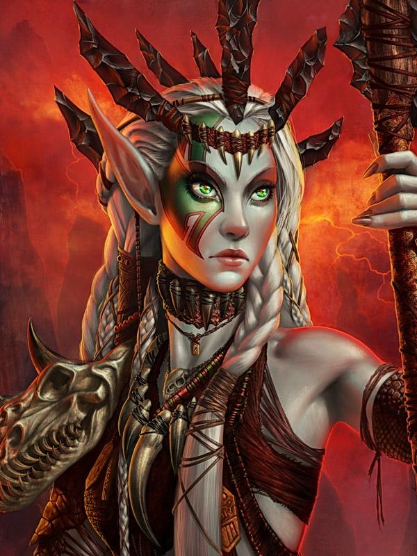 The Fantasy Art Of Steve Argyle Fantasy Inspiration