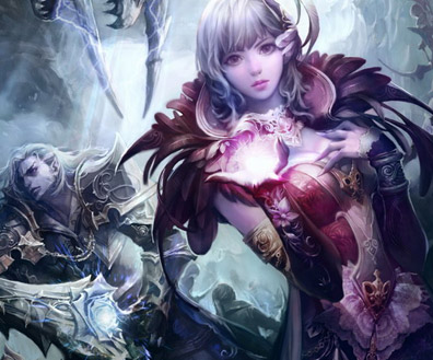 Official Aion Concept Art & Promotional Posters – Reviewed