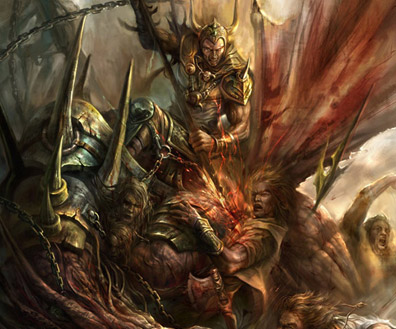 The Fantasy Art of Digital Painter DerrickSong