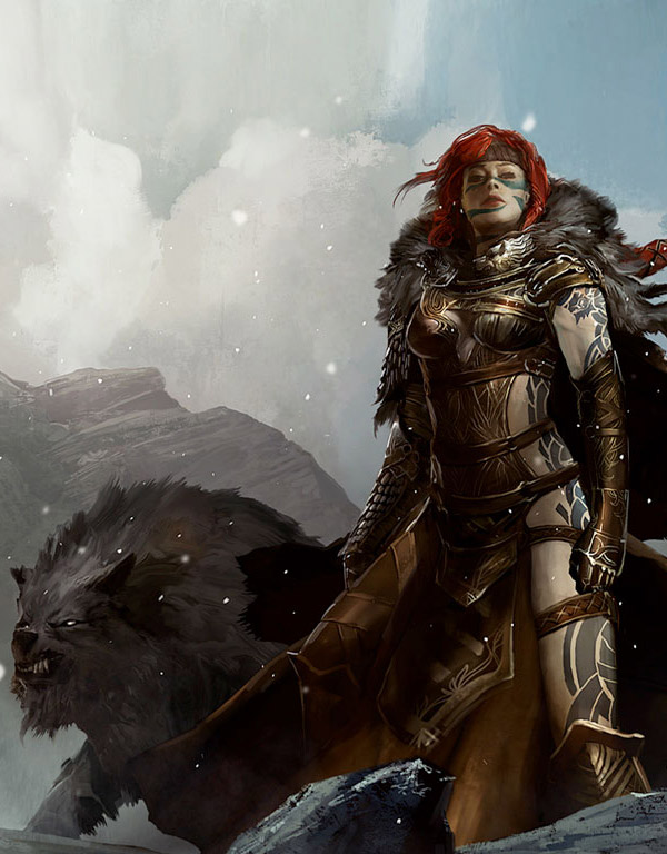 Official Guild Wars 2 Conceptual Art