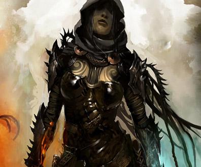 The Art Of Guild Wars 2 Featuring Kekai Kotaki