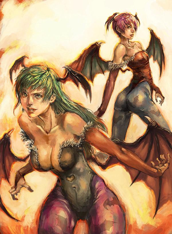 Final Fantasy Inspired Art Featuring Animator Leon JO