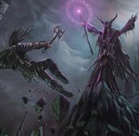 Dark & Deathly Fantasy Art Featuring Timo Karhula