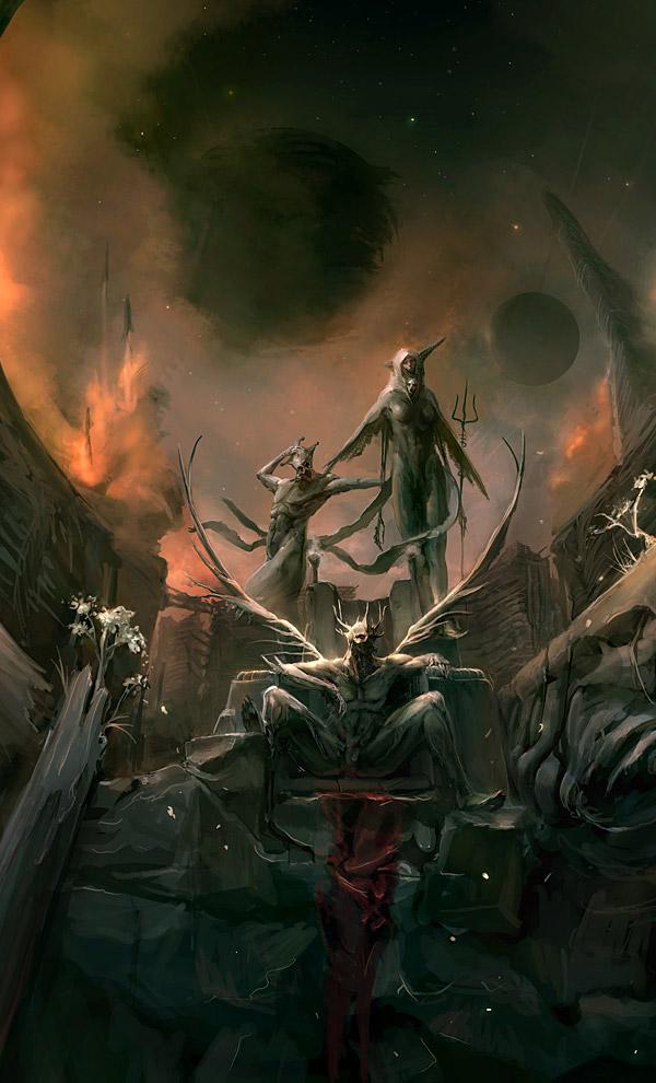 Fantasy & Sci-fi Inspiration Featuring ukitakumuki