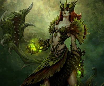 Game Feature – Heroes of Newerth Concept Art