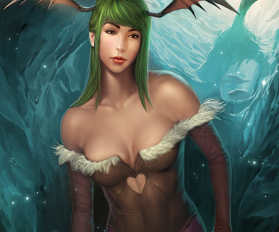 Trading Card Game Fantasy Inspiration Featuring LASAHIDO