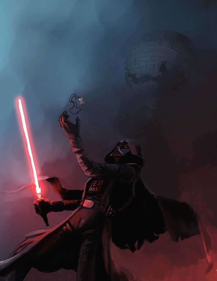 A Tribute To Star Wars - A Collection of Stunning Artwork
