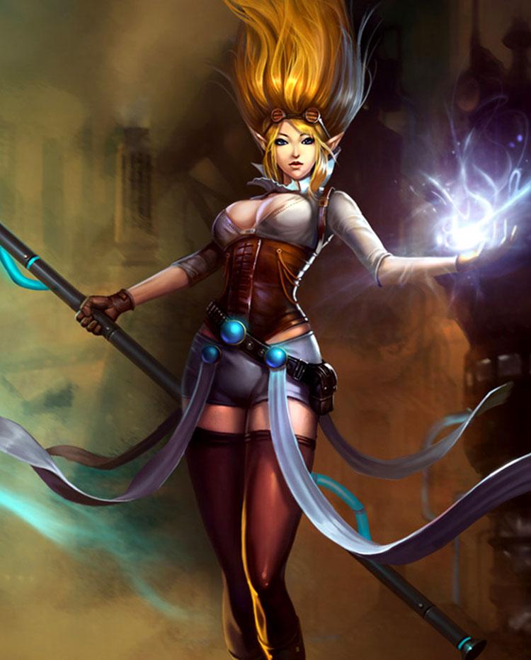 Stunning HD Fantasy & Gaming Desktop Wallpapers
