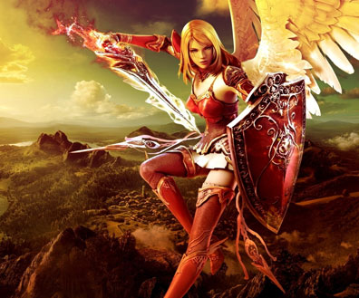 Stunning HD Fantasy & Gaming Desktop Wallpapers