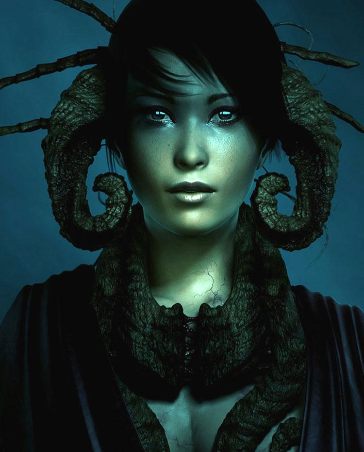 Stunning HD Fantasy & Gaming Desktop Wallpapers part 2