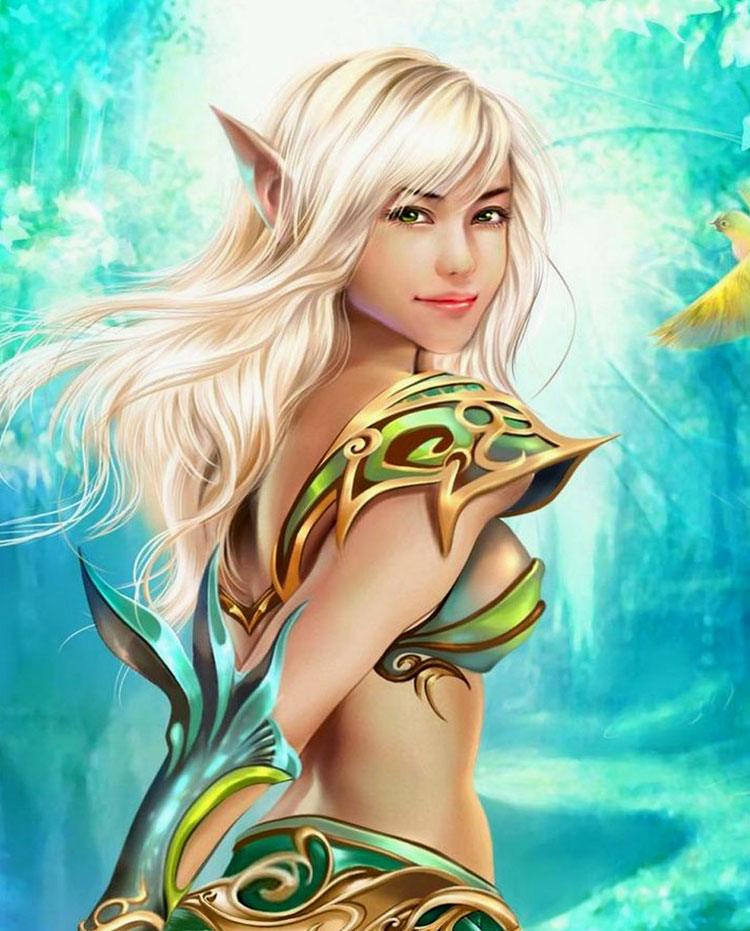 Stunning HD Fantasy & Gaming Desktop Wallpapers part 2