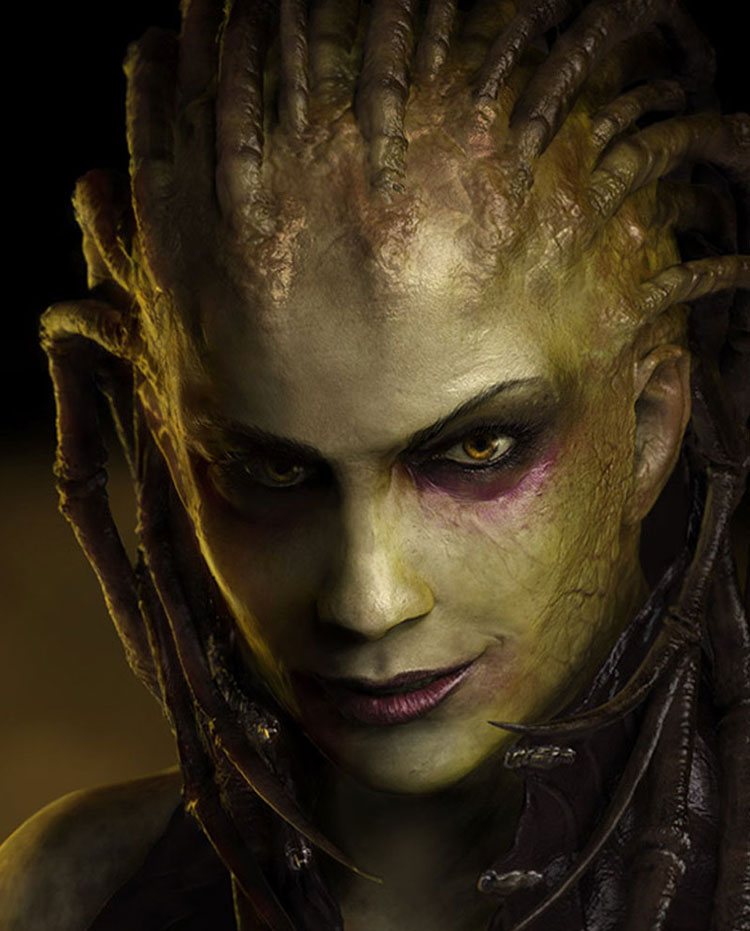 Get Your Sci-fi Fix - Stunning Starcraft II HD Wallpapers