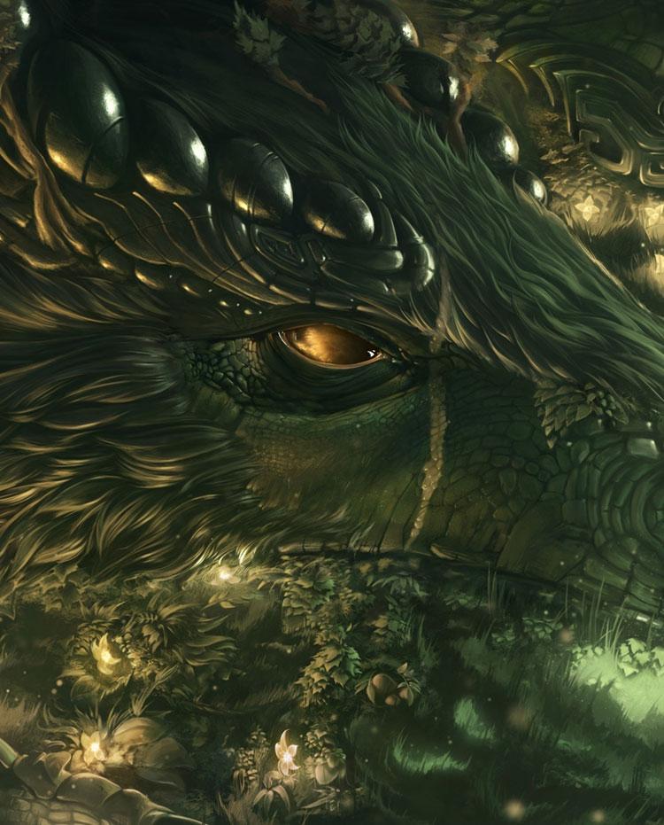 Can You Tame The Dragon? Beautiful Dragon Wallpapers