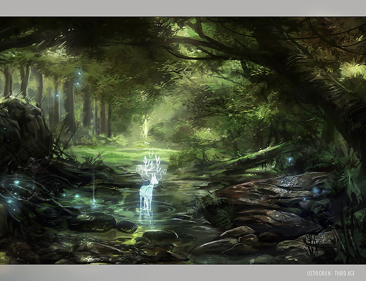 Environment Concepts Featuring Volta Visual Artist Riana Møller