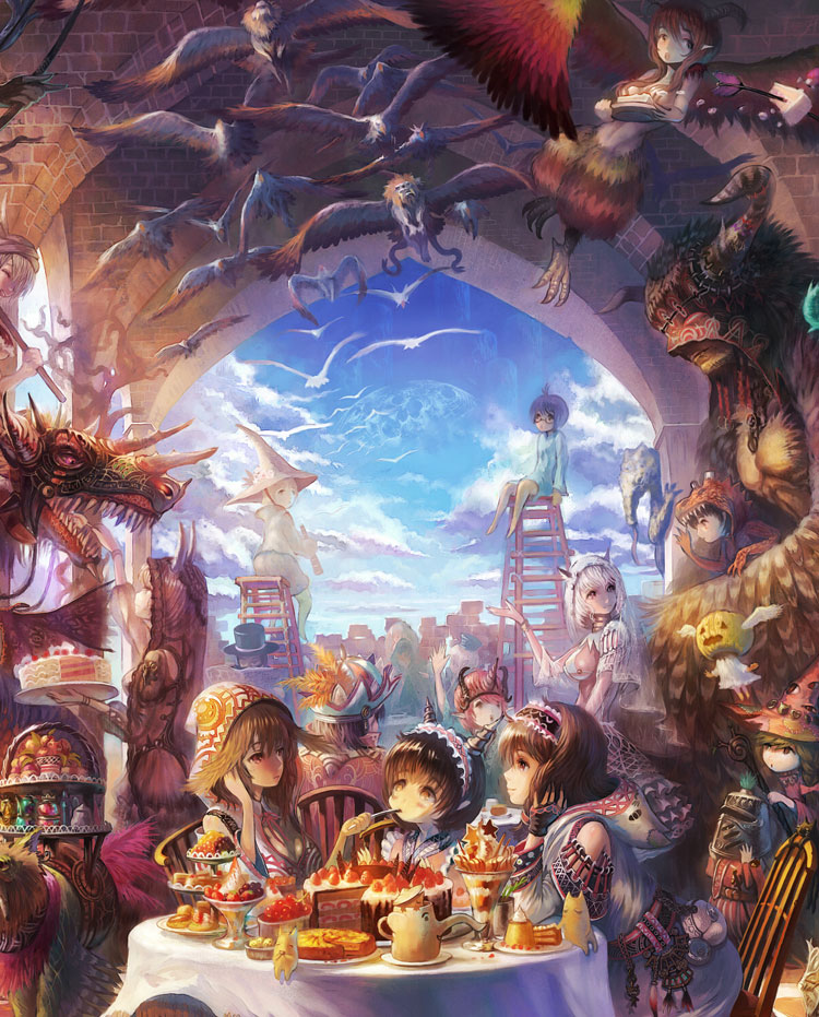 Manga Wallpaper: Anime Inspired HD Fantasy Wallpapers For Your Collection