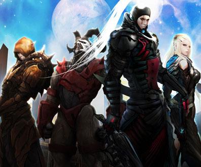 MMORPG Character Design & Promo Art From Sevencore