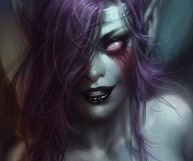 Fantasy Art Featuring League of Legends Illustrator Katie De Sousa