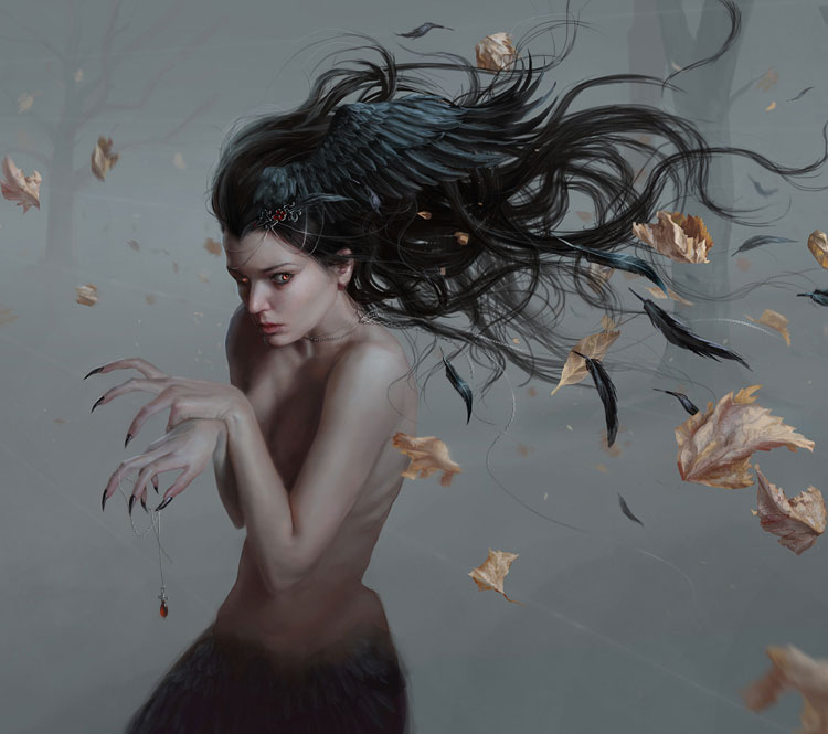 Breathtaking Realism In Fantasy Art Featuring anotherwanderer