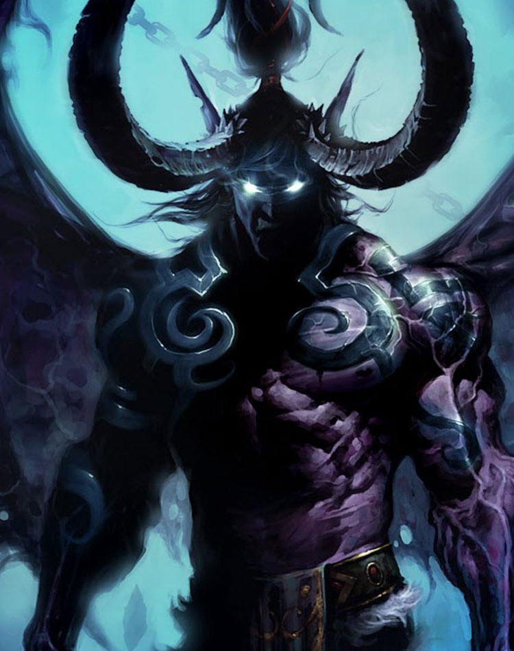 Fantasy Demon Wallpapers To Possess Your Desktop