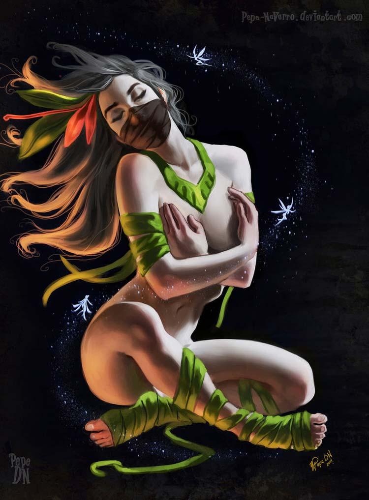 Digital Art Featuring Concept Artist Pepe Delgado Navarro