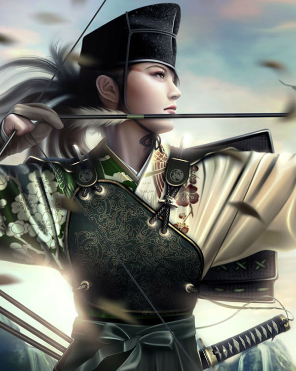 The Fantasy Art Of Raynkazuya