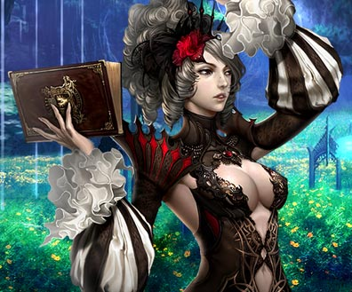 Atlantica Online Concept Art & Wallpapers