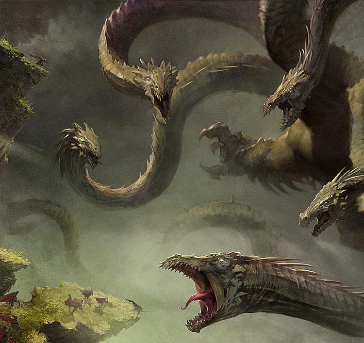 Fantasy Action & Battle Scenes Featuring velinov