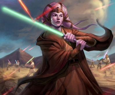 A Tribute To Star Wars – A Collection of Stunning Artwork