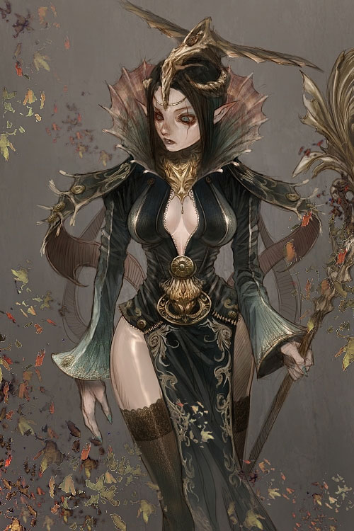 Tahra Revisited, Fantasy Character Case Studies