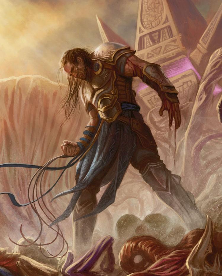 The Art of War - HD Fantasy Battle Scene Wallpapers